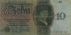 10 Reichsmark ALLEMAGNE  1924 P.175 TB