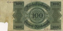 100 Reichsmark ALLEMAGNE  1924 P.178 AB