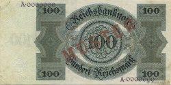 100 Reichsmark ALLEMAGNE  1924 P.178s pr.SUP