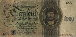 1000 Reichsmark ALLEMAGNE  1924 P.179 TB