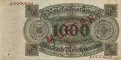 1000 Reichsmark ALLEMAGNE  1924 P.179s SUP