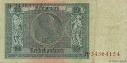 10 Reichsmark ALLEMAGNE  1929 P.180a TTB