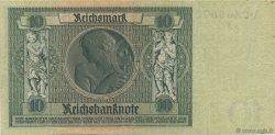 10 Reichsmark ALLEMAGNE  1929 P.180b TTB
