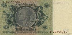 50 Reichsmark ALLEMAGNE  1933 P.182a SPL