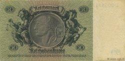 50 Reichsmark ALLEMAGNE  1933 P.182b TTB