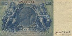 100 Reichsmark ALLEMAGNE  1935 P.183a SPL