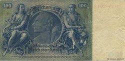 100 Reichsmark ALLEMAGNE  1935 P.183b TTB
