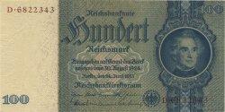 100 Reichsmark ALLEMAGNE  1935 P.183b pr.NEUF