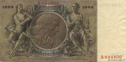 1000 Reichsmark ALLEMAGNE  1936 P.184 pr.NEUF