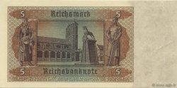 5 Reichsmark ALLEMAGNE  1942 P.186a SPL