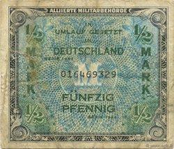 1/2 Mark ALLEMAGNE  1944 P.191a pr.TTB