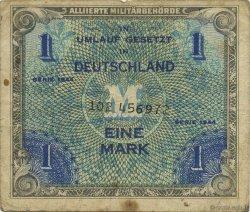 1 Mark ALLEMAGNE  1944 P.192b TB
