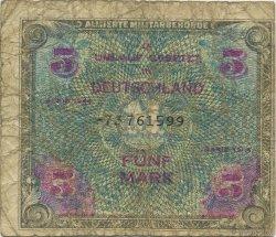 5 Mark ALLEMAGNE  1944 P.193d B