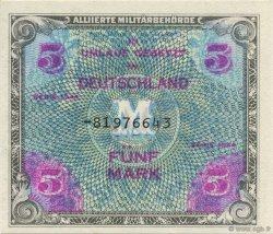 5 Mark ALLEMAGNE  1944 P.193d pr.NEUF