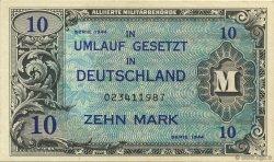 10 Mark ALLEMAGNE  1944 P.194a SPL+