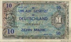 10 Mark ALLEMAGNE  1944 P.194d TTB