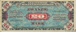 20 Mark ALLEMAGNE  1944 P.195a TTB