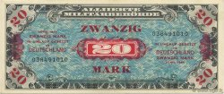 20 Mark ALLEMAGNE  1944 P.195a SPL