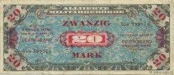 20 Mark ALLEMAGNE  1944 P.195b TTB