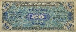 50 Mark ALLEMAGNE  1944 P.196d TB