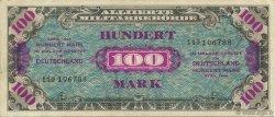 100 Mark ALLEMAGNE  1944 P.197b TTB+