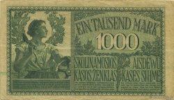 1000 Mark ALLEMAGNE Kowno 1918 P.R134b TTB