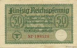 50 Reichspfennig ALLEMAGNE  1940 P.R135 SUP
