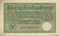 50 Reichspfennig ALLEMAGNE  1940 P.R135 SPL