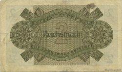 2 Reichsmark ALLEMAGNE  1940 P.R137b pr.TTB