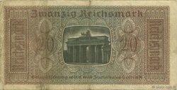 20 Reichsmark ALLEMAGNE  1940 P.R139 TB+