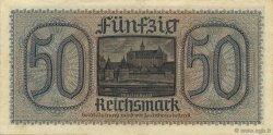 50 Reichsmark ALLEMAGNE  1940 P.R140 SUP