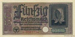 50 Reichsmark ALLEMAGNE  1940 P.R140 SPL