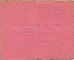 2 Francs ALLEMAGNE  1915 P.M03 TTB