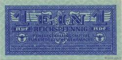 1 Reichspfennig ALLEMAGNE  1942 P.M32 pr.NEUF