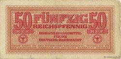 50 Reichspfennig ALLEMAGNE  1942 P.M35 TB