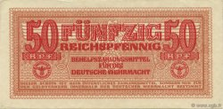 50 Reichspfennig ALLEMAGNE  1942 P.M35 SUP