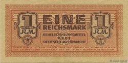 1 Reichsmark ALLEMAGNE  1942 P.M36 pr.SUP