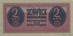 2 Reichsmark ALLEMAGNE  1942 P.M37 pr.SPL