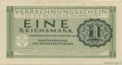 1 Reichsmark ALLEMAGNE  1942 P.M38 SUP+