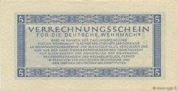 5 Reichsmark ALLEMAGNE  1942 P.M39 SPL