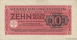 10 Reichsmark ALLEMAGNE  1942 P.M40 SUP+
