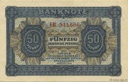 50 Deutsche Pfennig ALLEMAGNE DE L