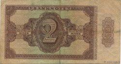 2 Deutsche Mark ALLEMAGNE  1948 P.010b TTB