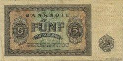 5 Deutsche Mark ALLEMAGNE  1948 P.011a TTB