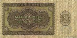 20 Deutsche Mark ALLEMAGNE  1948 P.013a TTB