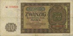 20 Deutsche Mark ALLEMAGNE  1948 P.013b TB+