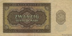 20 Deutsche Mark ALLEMAGNE  1948 P.013b TTB