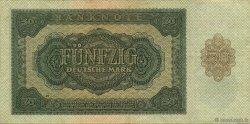 50 Deutsche Mark ALLEMAGNE  1948 P.014b TTB+