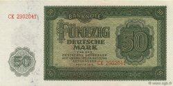 50 Deutsche Mark ALLEMAGNE  1948 P.014b pr.NEUF