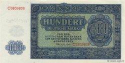 100 Deutsche Mark ALLEMAGNE  1948 P.015a pr.NEUF